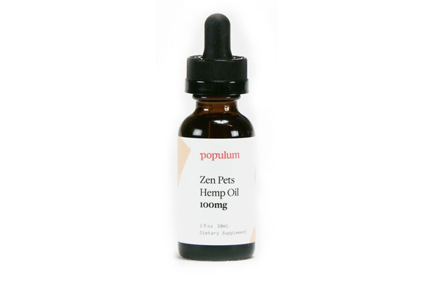 Zen Pets Calming Hemp Oil