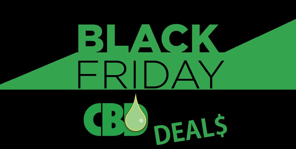 Black Friday 2019 CBD DEALS