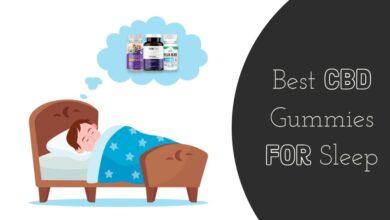 Best CBD Gummies for Sleep