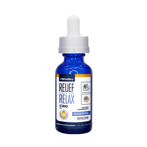 CBDistillery oil